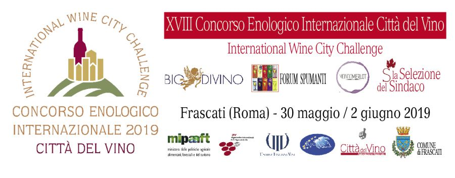 Concorso Enologico Internazionale Citta' del Vino 2019