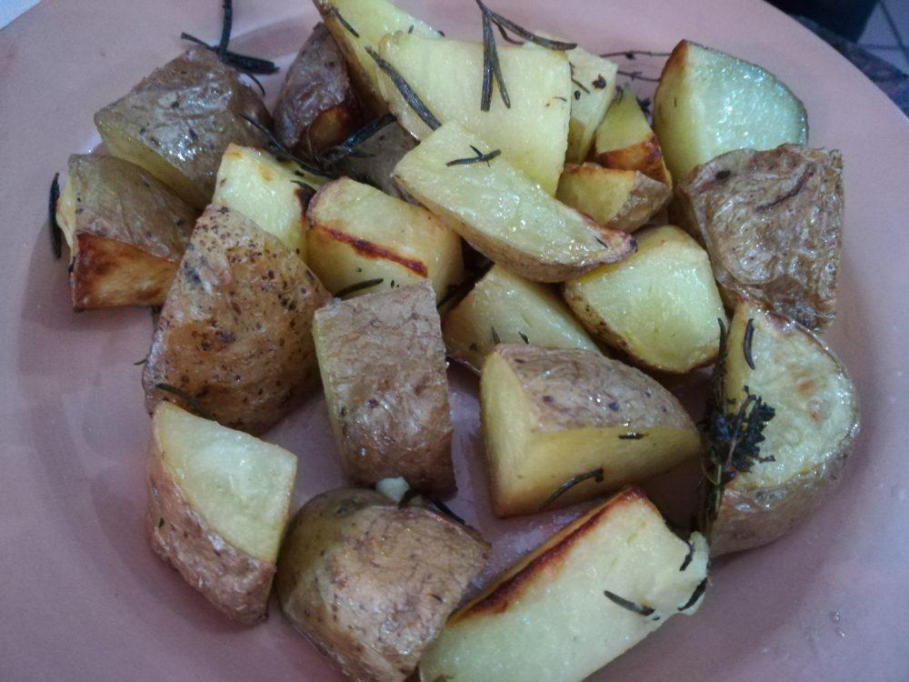 Mister Tony - Le Patate con la buccia al forno