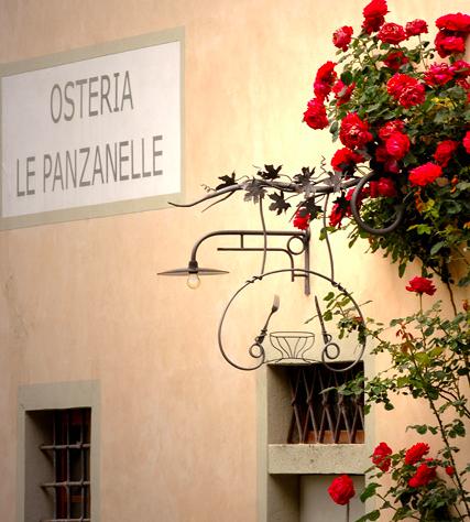 Osteria Le Panzanelle