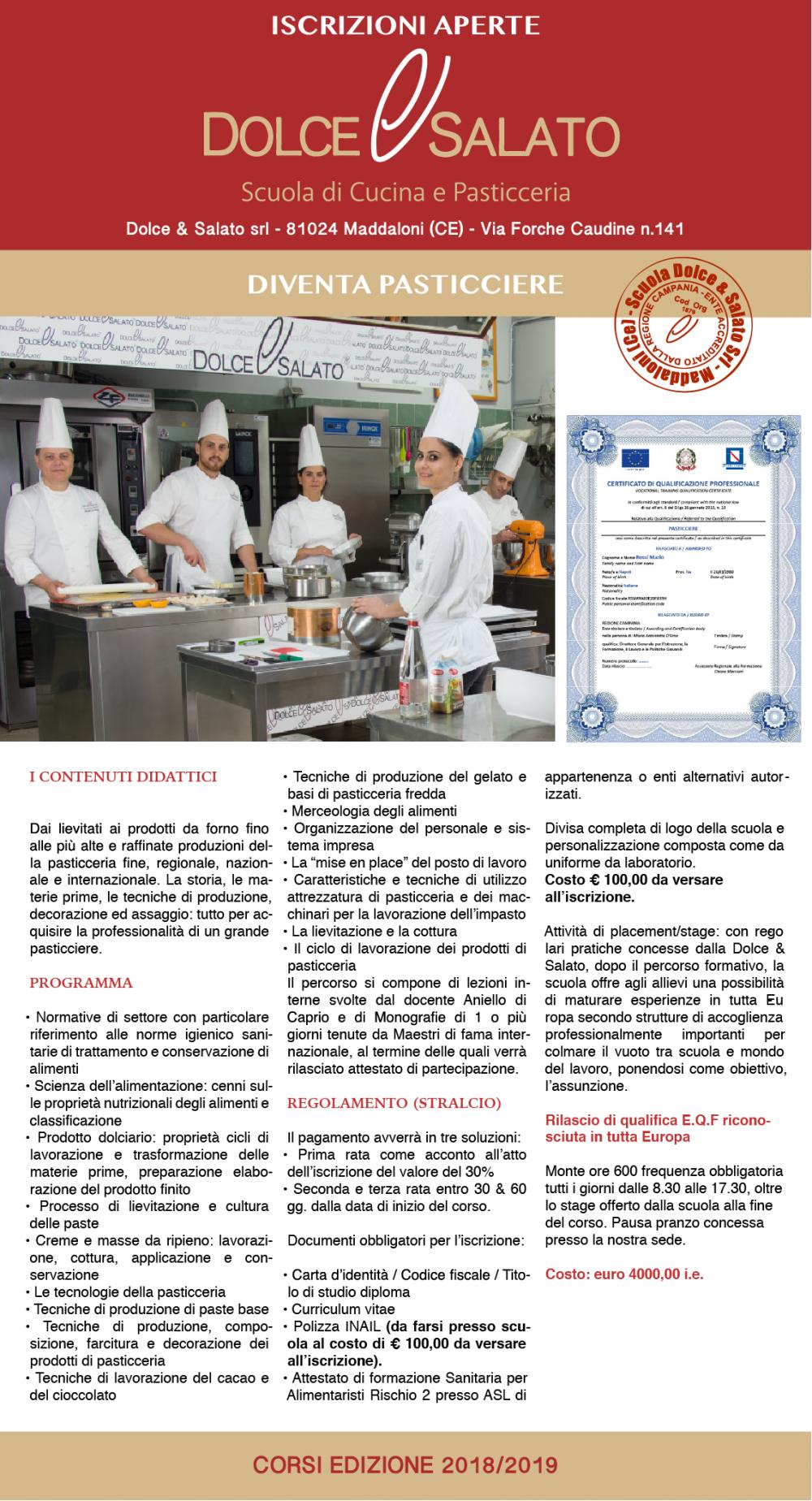Dolce & Salato - Pasticciere