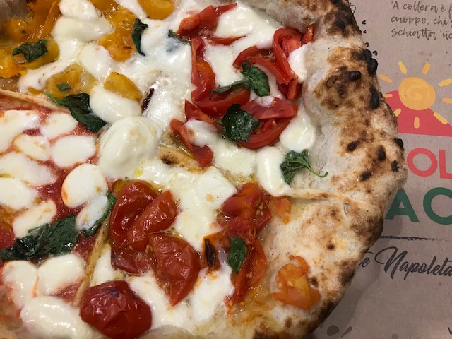 Pizzaioli Veraci - Pizza A Quattr Jurnate