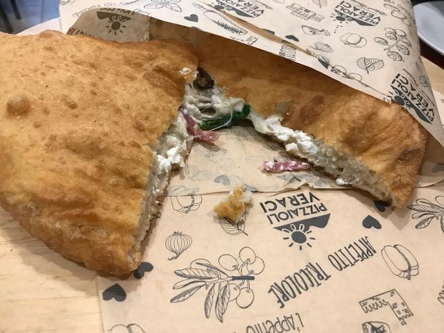 Pizzaioli Veraci - Pizza Fritt