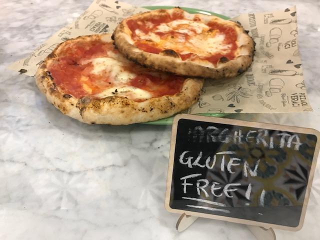Pizzaioli Veraci - Pizze da asporto Gluten Free