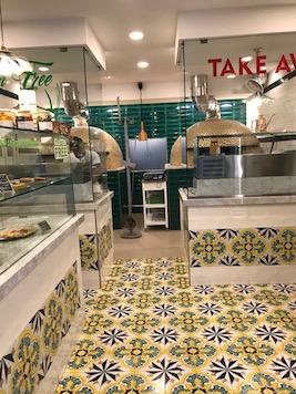 Pizzaioli Veraci - Reparto Gluten Free