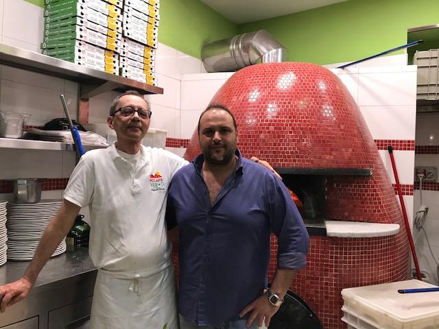 Pizzaioli Veraci - Roberto Matarazzo e Raffaele Fusco