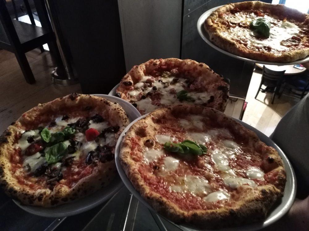 Pizzeria DaZero a Milano pizze pronte