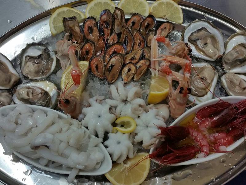Dove Mangiare Il Miglior Crudo Di Mare A Bari E Dintorni Otto