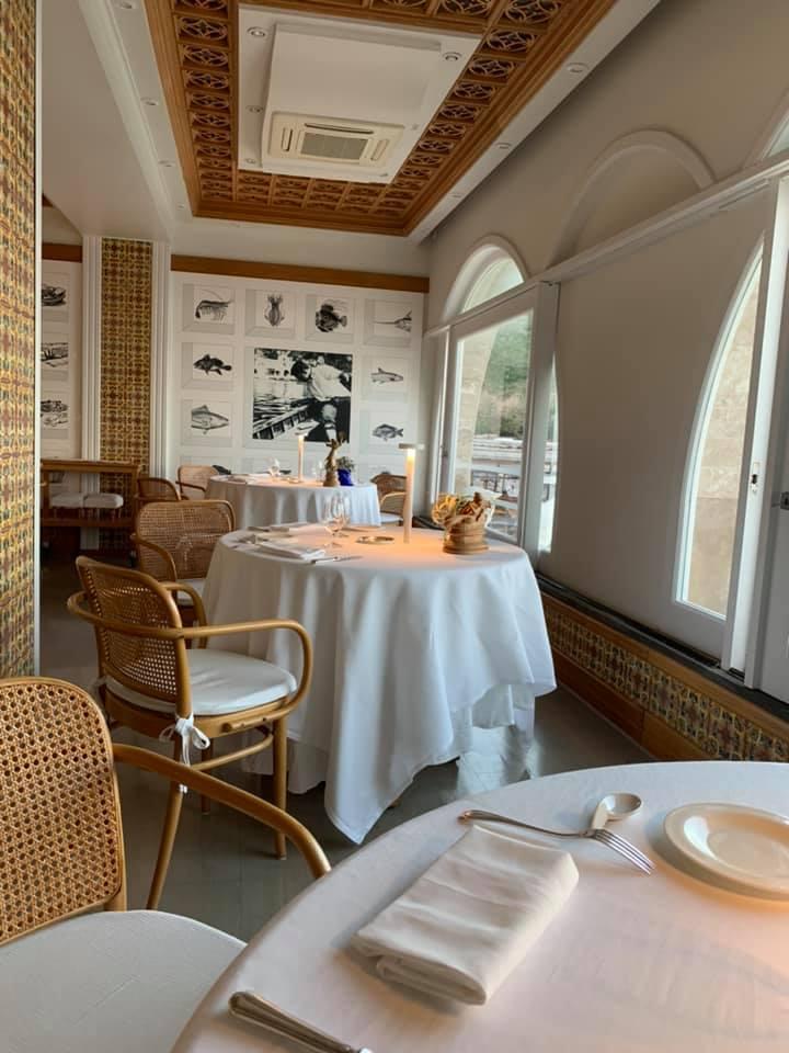 Taverna del Capitano - La sala