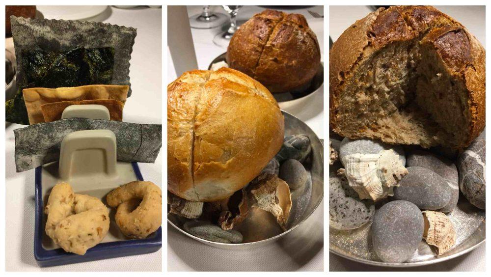 Taverna del Capitano, il pane