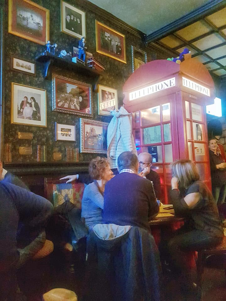 The Penny Black Pub, Interno Pub