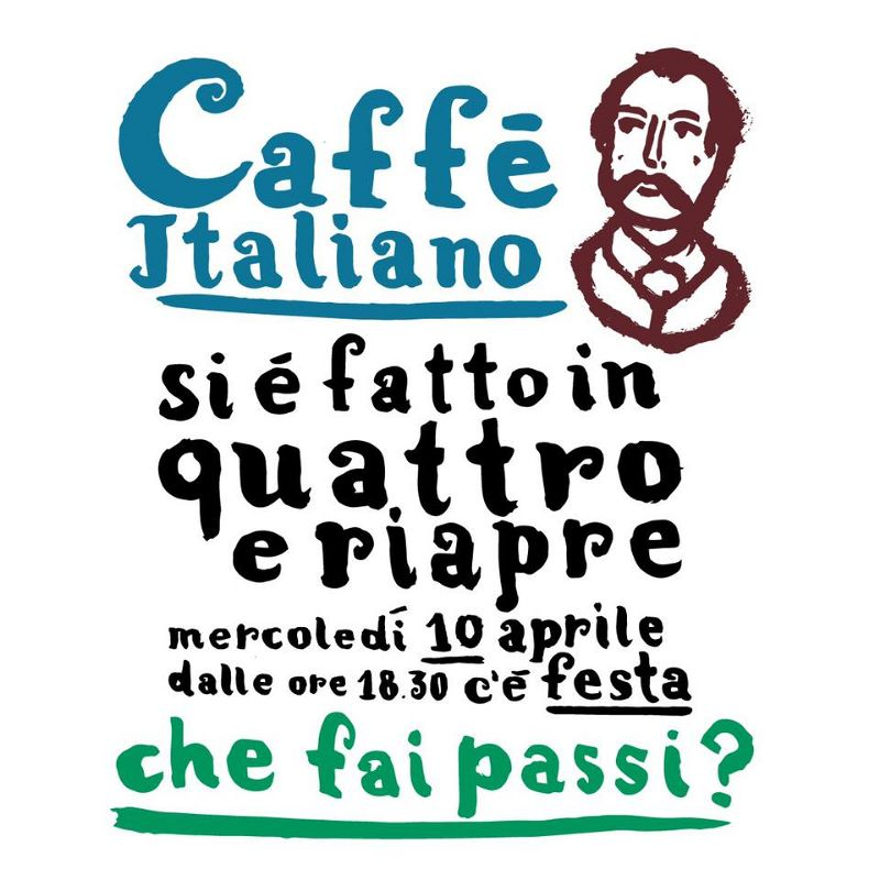 Vuolo pizza - Firenze caffe' italiano