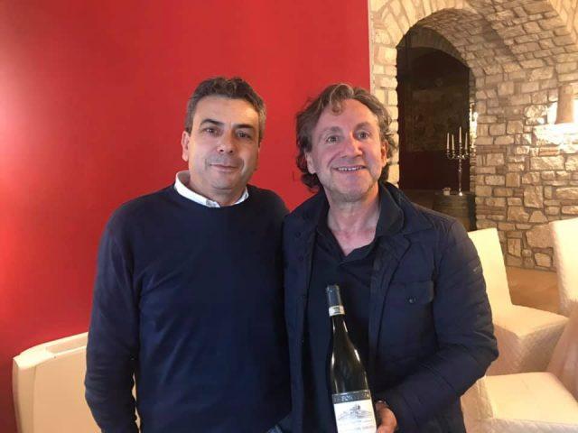 Enzo Rillo e Vittorio Festa