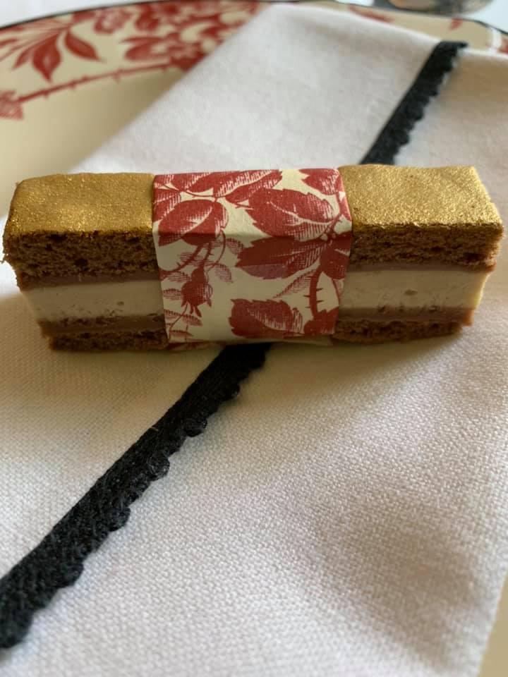 Osteria Gucci Massimo Bottura. Charley's Sandwich