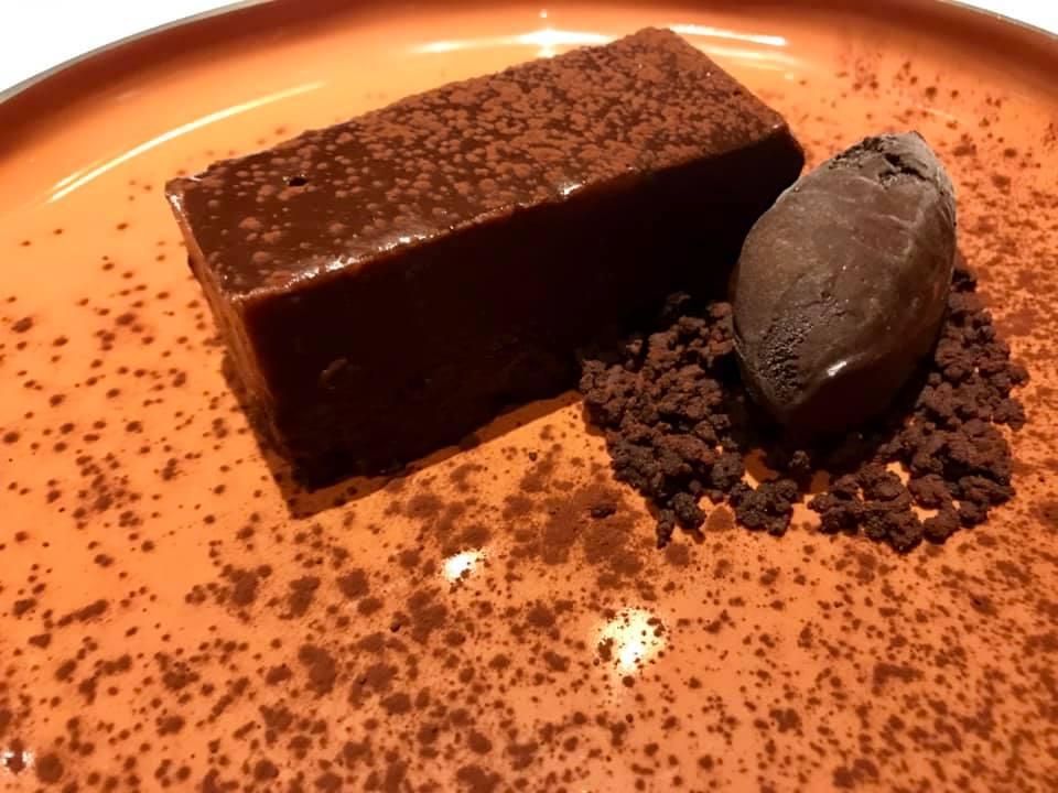 Cocotte, assoluto di cioccolato