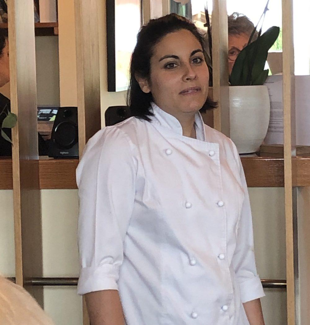 Chef Marta Corbino