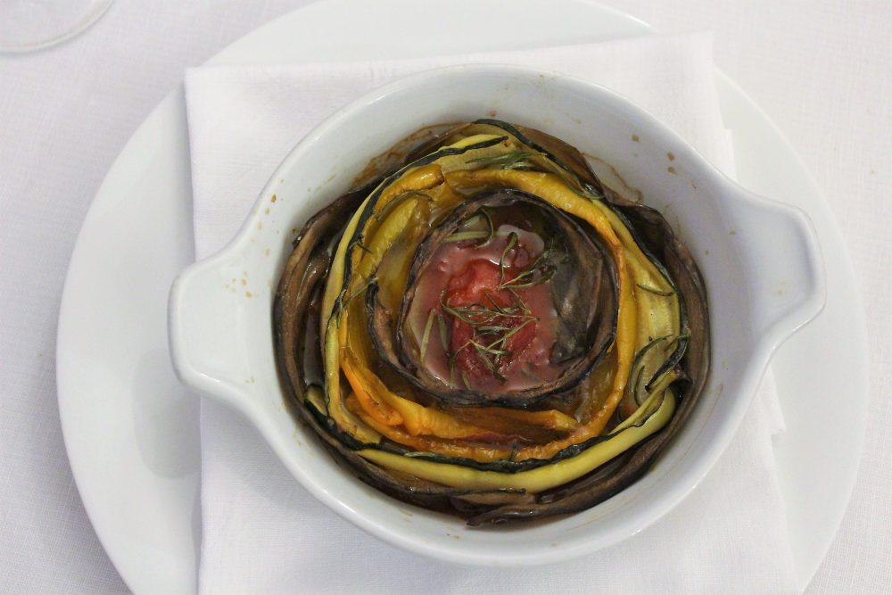 Irina Trattoria – ratatouille di verdure