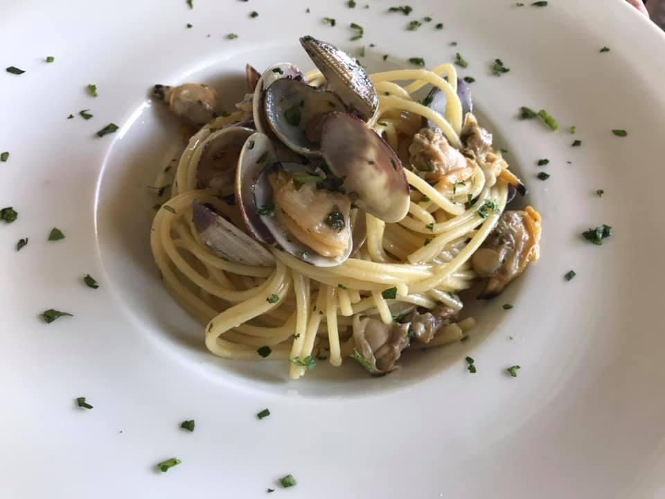 Gambero Rosso, spaghetti