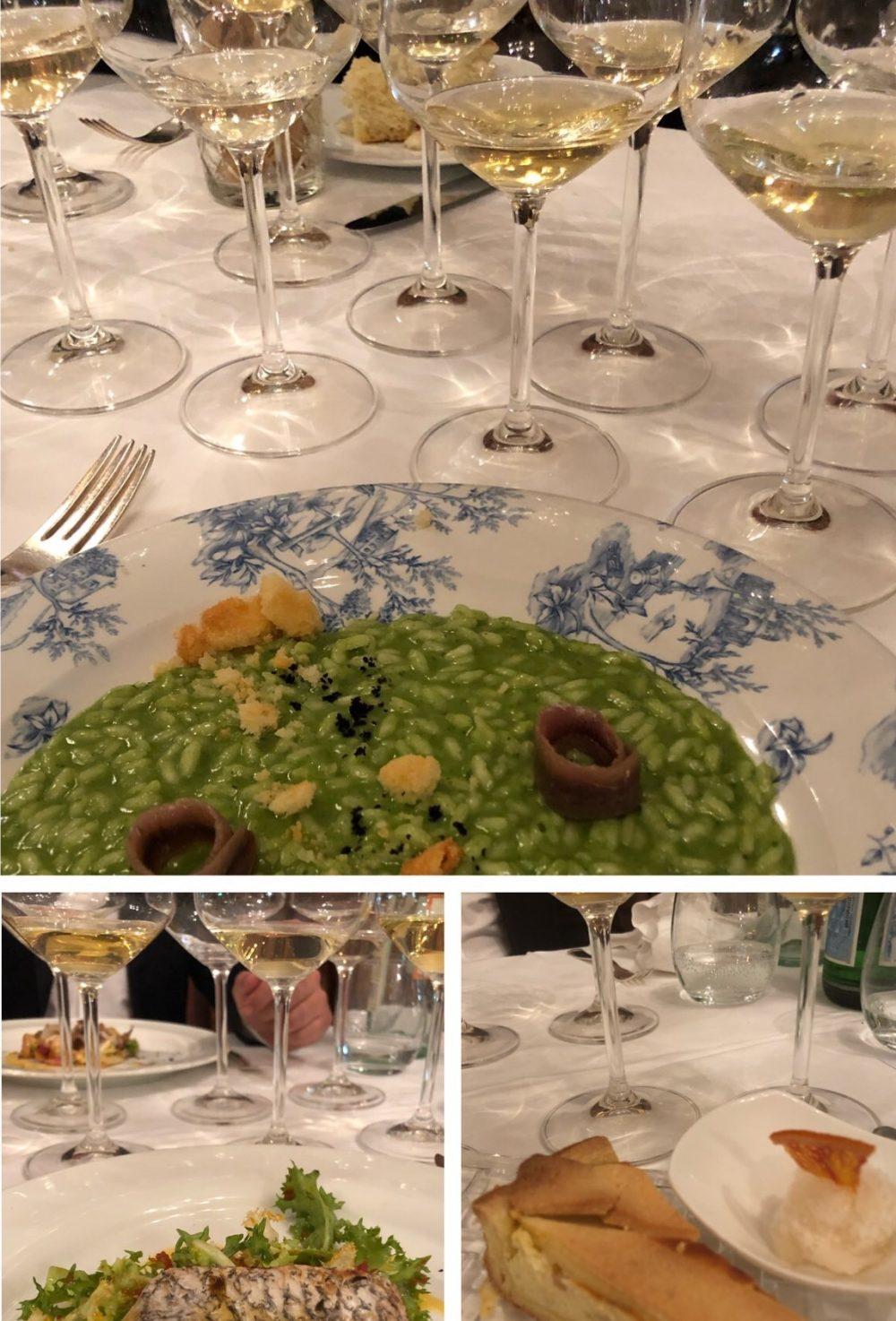 L'Orvieto si abbina a piatti di pesce delicati, ai dolci nella versione Vendemmia Tardiva e Muffa Nobile