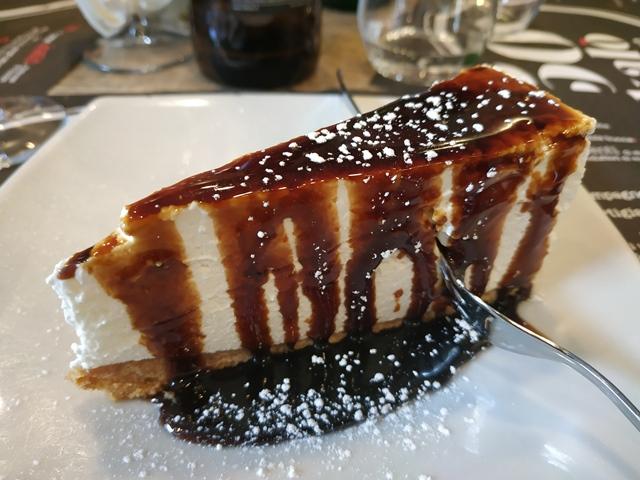 50 Kalo' - la cheesecake al caramello