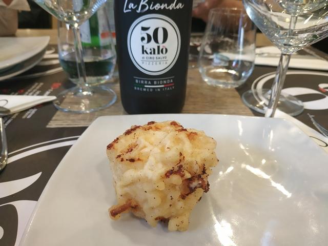 50 Kalo' - la frittatina di pasta