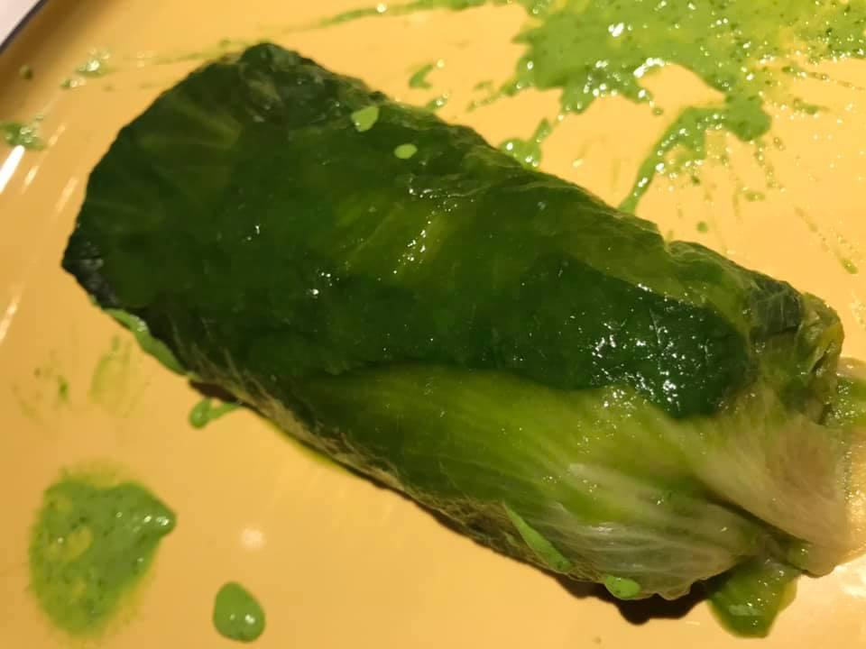 Cocotte, scarola imbottita alla napoletana