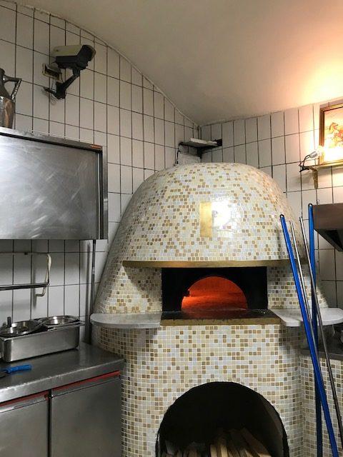 Antica Pizzeria Port'Alba - Forno