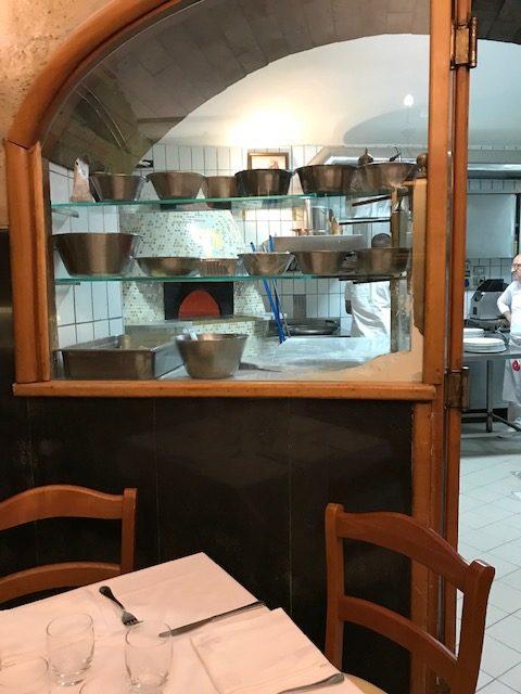 Antica Pizzeria Port'Alba - Sala