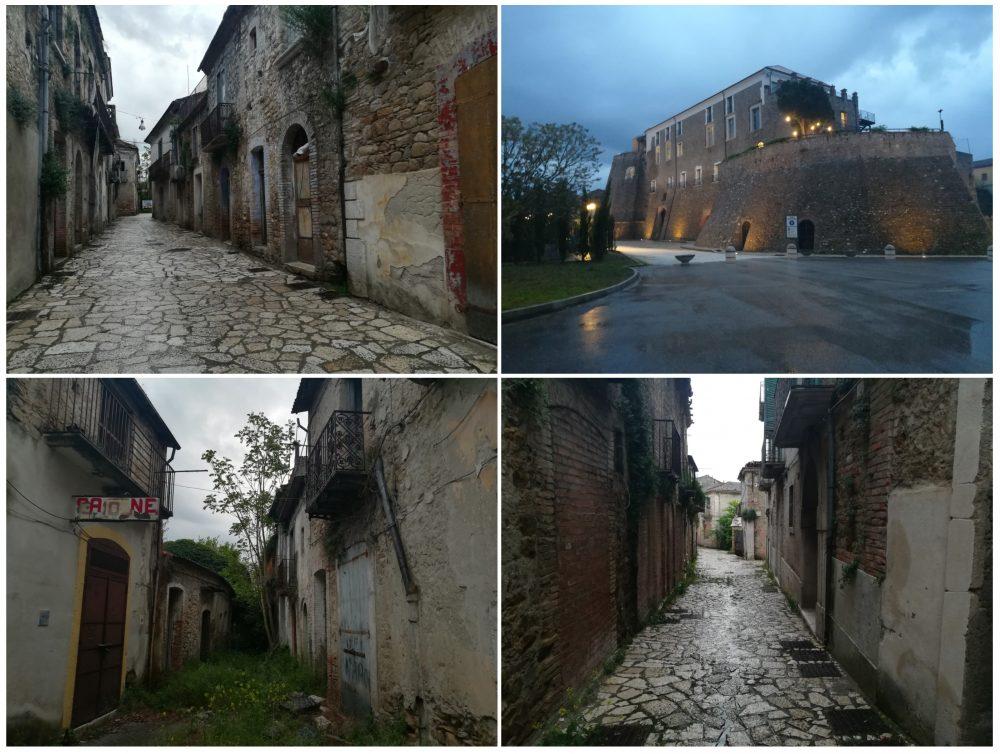 Apice Vecchia - La Citta Fantasma e il Castello dell'Ettore