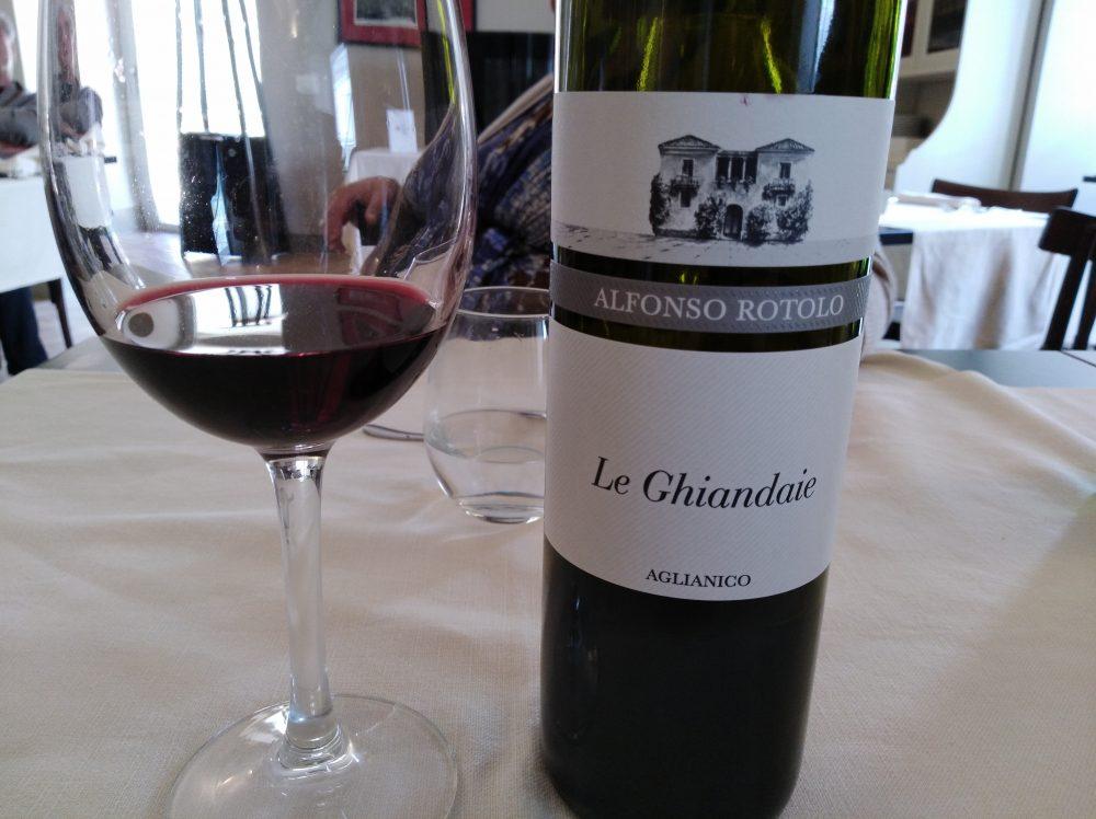 Iumara - Vino Le Ghiandaie Aglianico di Alfonso Rotolo
