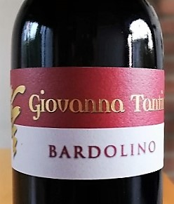 Bardolino Doc 2013 – Giovanna Tantini
