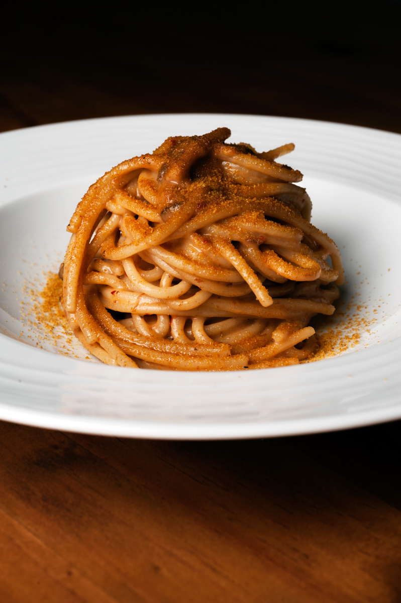 Coquus - Spaghetto Ricci e Bottarga