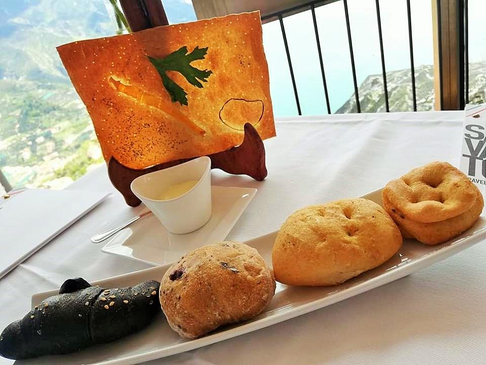 DA SALVATORE - La selezione di pane