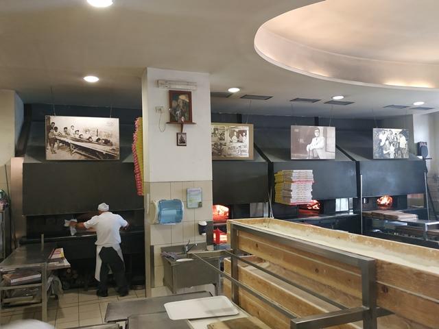 Da Gigino Pizza a Metro - i forni