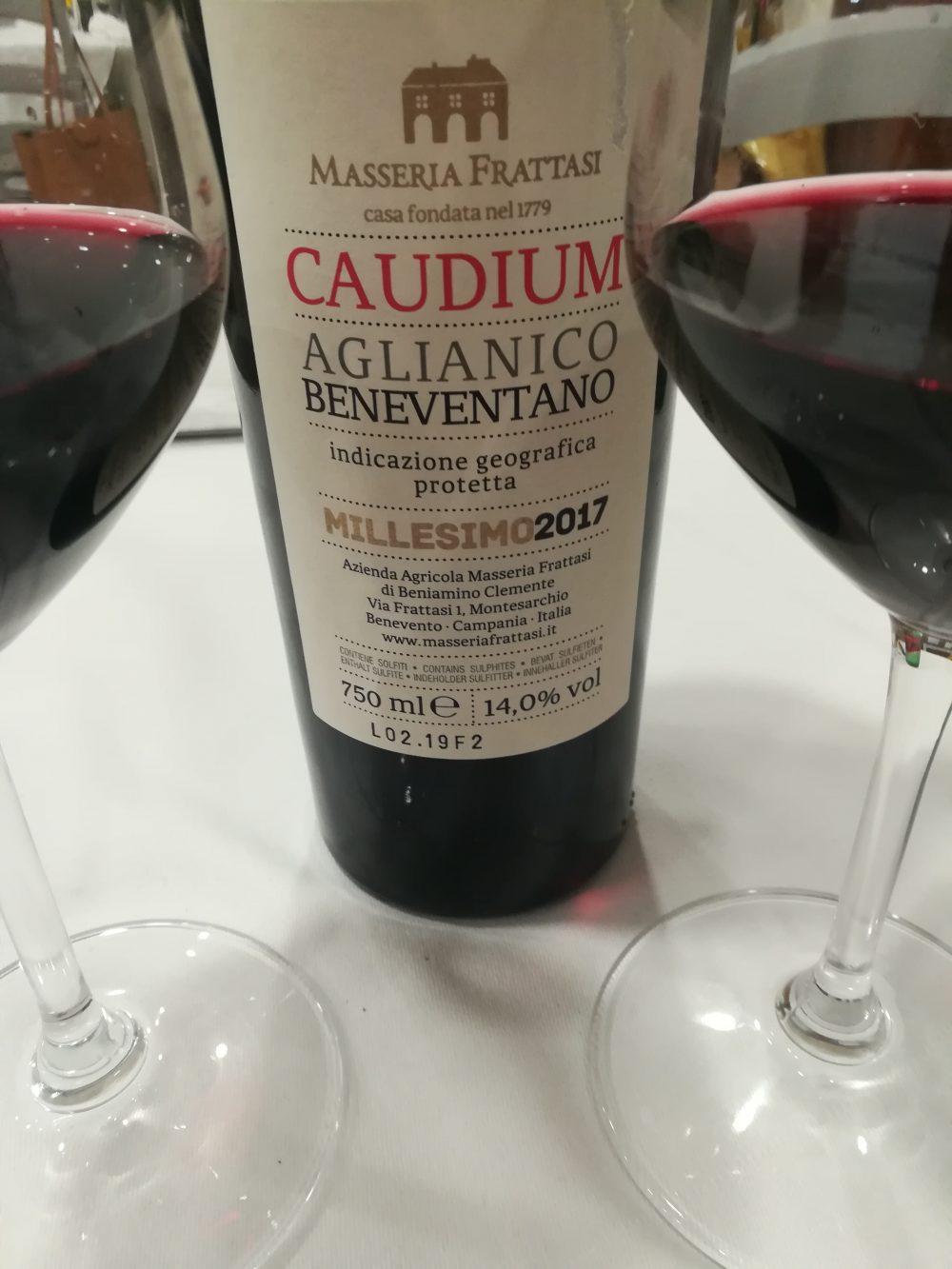 Elia U' Mazzamauriello - il vino