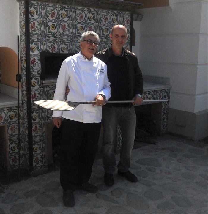 Franco Pepe e Alfonso Iaccarino