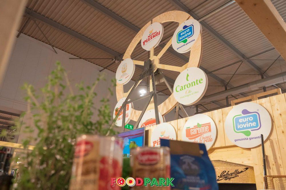 Food Park - la ruota panoramica