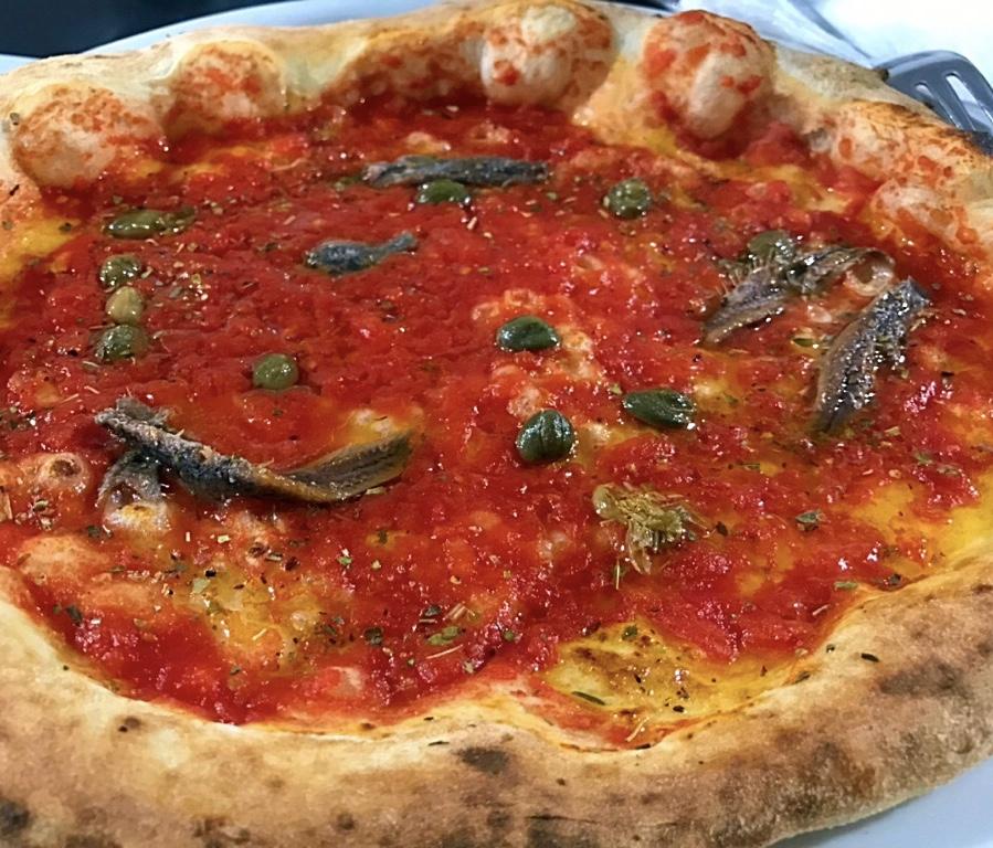 Fratelli Iaiunese Pizzeria dal 1998 - Pizza Marinara