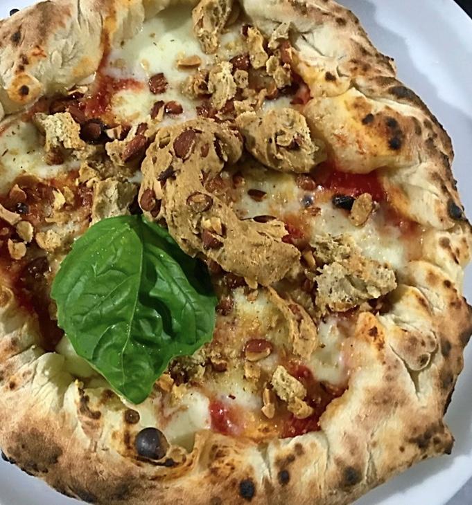 Fratelli Iaiunese Pizzeria dal 1998 - Pizza Tarallo