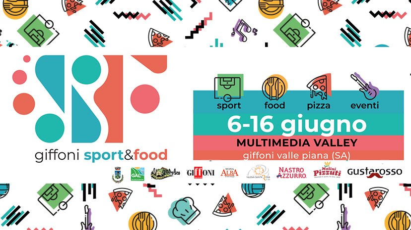 Giffoni Sport and Food 2019