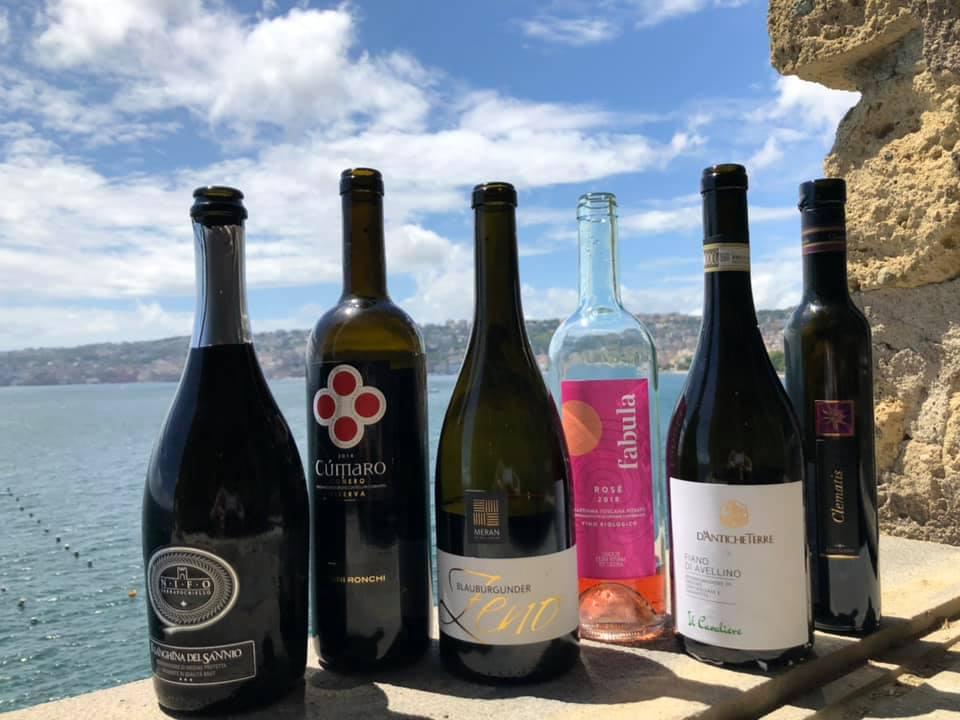 I vincitori della terza edizione del Napoli Wine Challenge