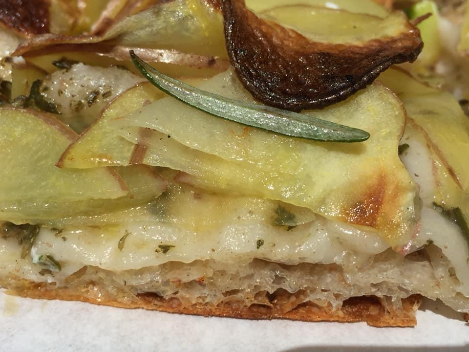 Lievito Pizza, Pane, pizza patate e rosmarino