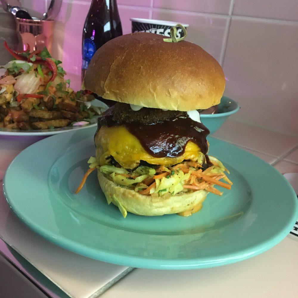 L'impervia scalata di un burger di Genesis