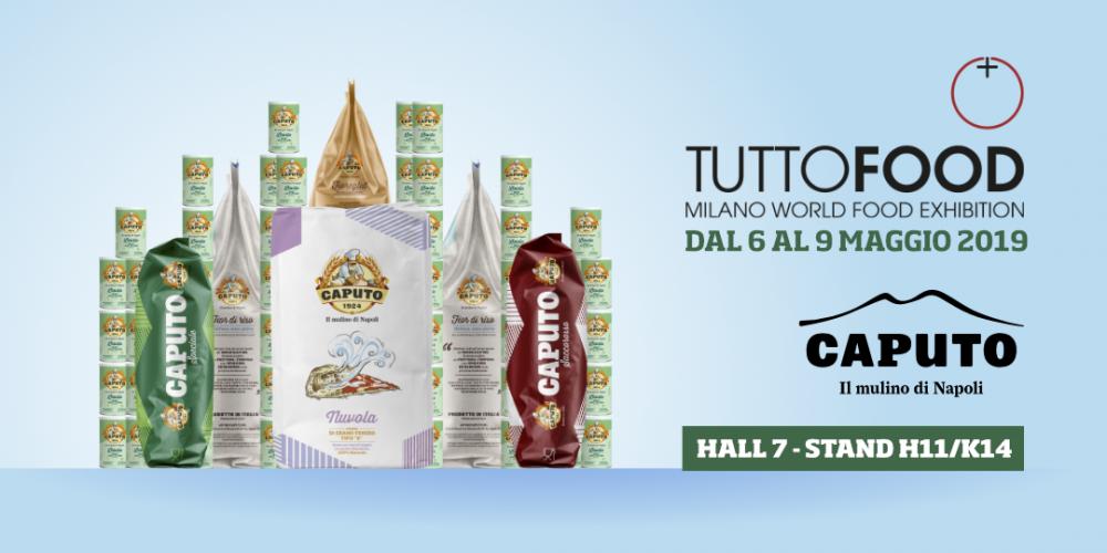 Mulino Caputo - Tutto Food 6-9 maggio