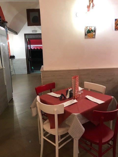 Pizzeria Donna Carme' - Sala