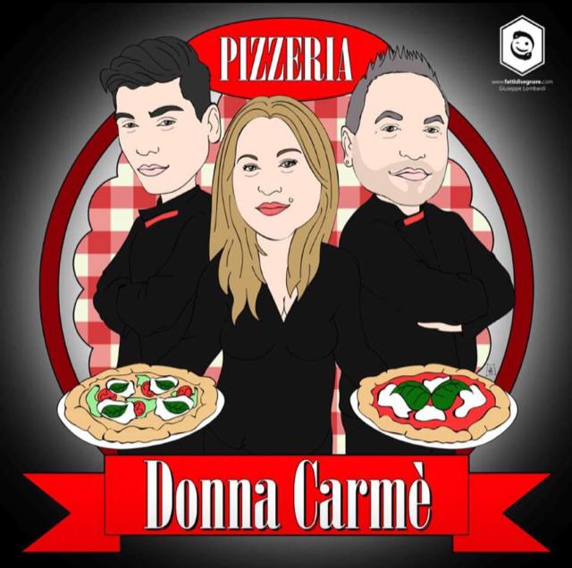 Pizzeria Donna Carme'