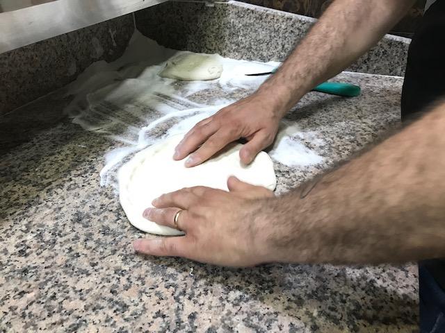 Pizzeria Pummaro' Attilio Albachiara - impasto