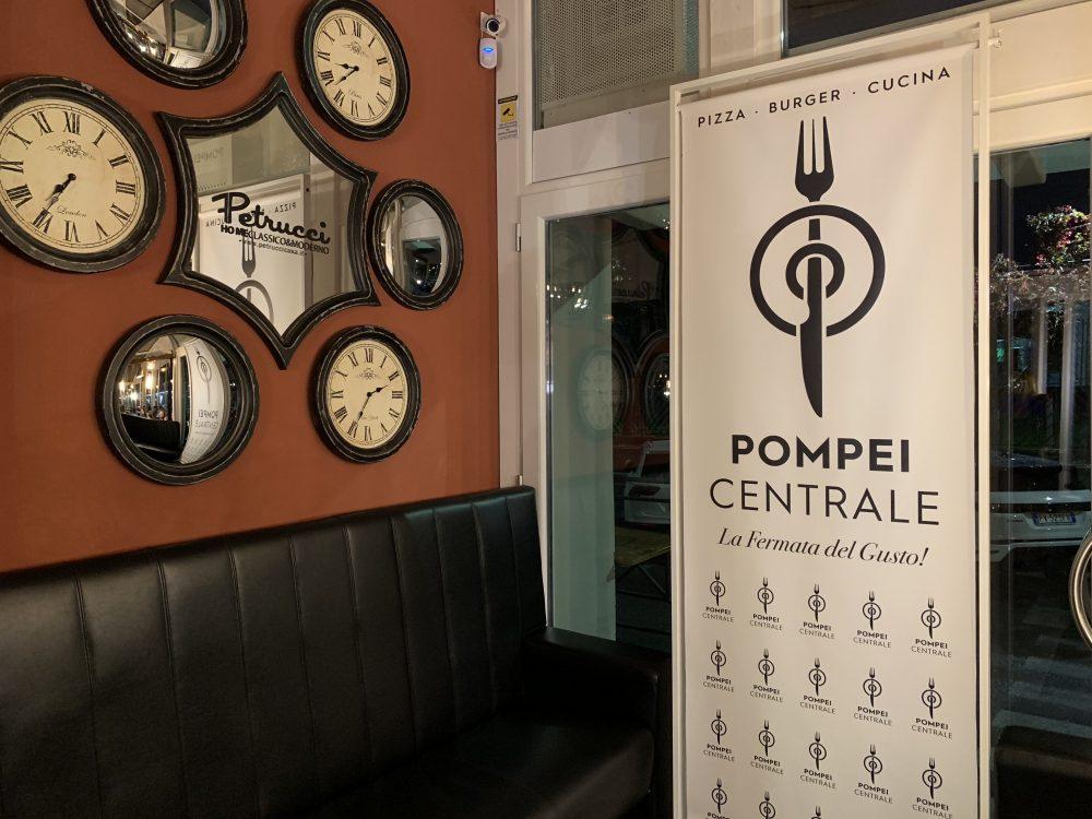 Pompei centrale