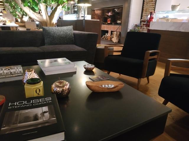 Qvinto - la lounge