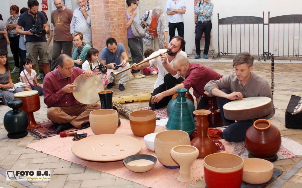 BUONGIORNO CERAMICA - Concerti su strumenti ceramica