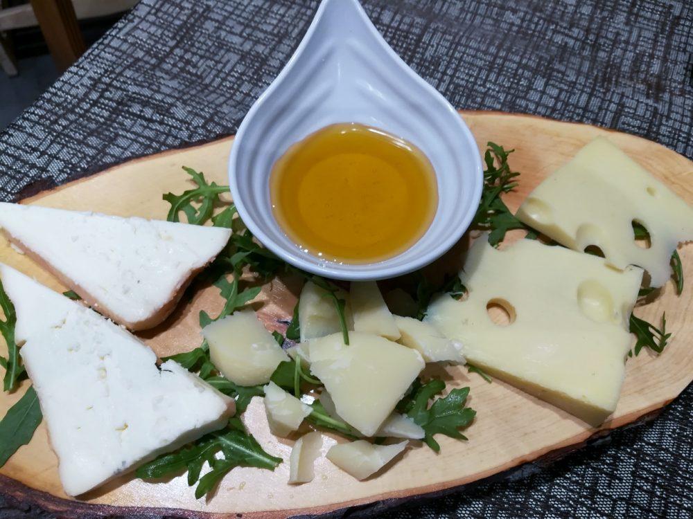 Ristorante Orlando dal 1960 - formaggi